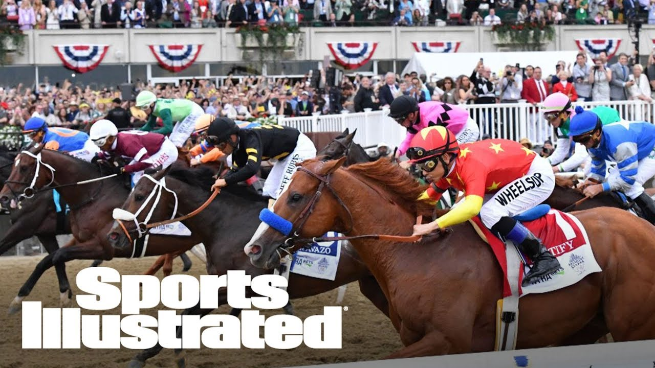 Losing Owner Calls For Investigation Into Tactics Used At Belmont | SI WIRE | Sports Illustrated