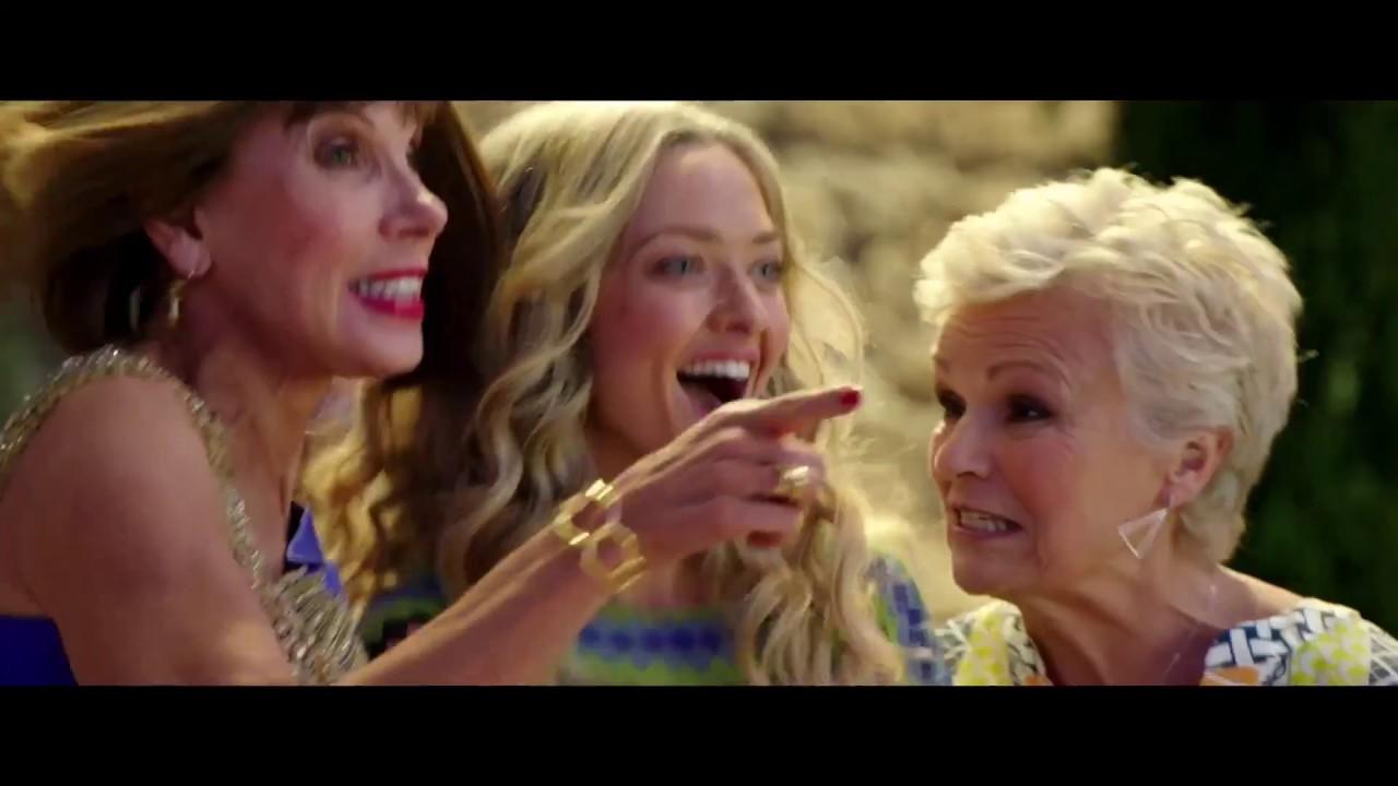 Mamma Mia! Here We Go Again | Dancing Queen Featurette