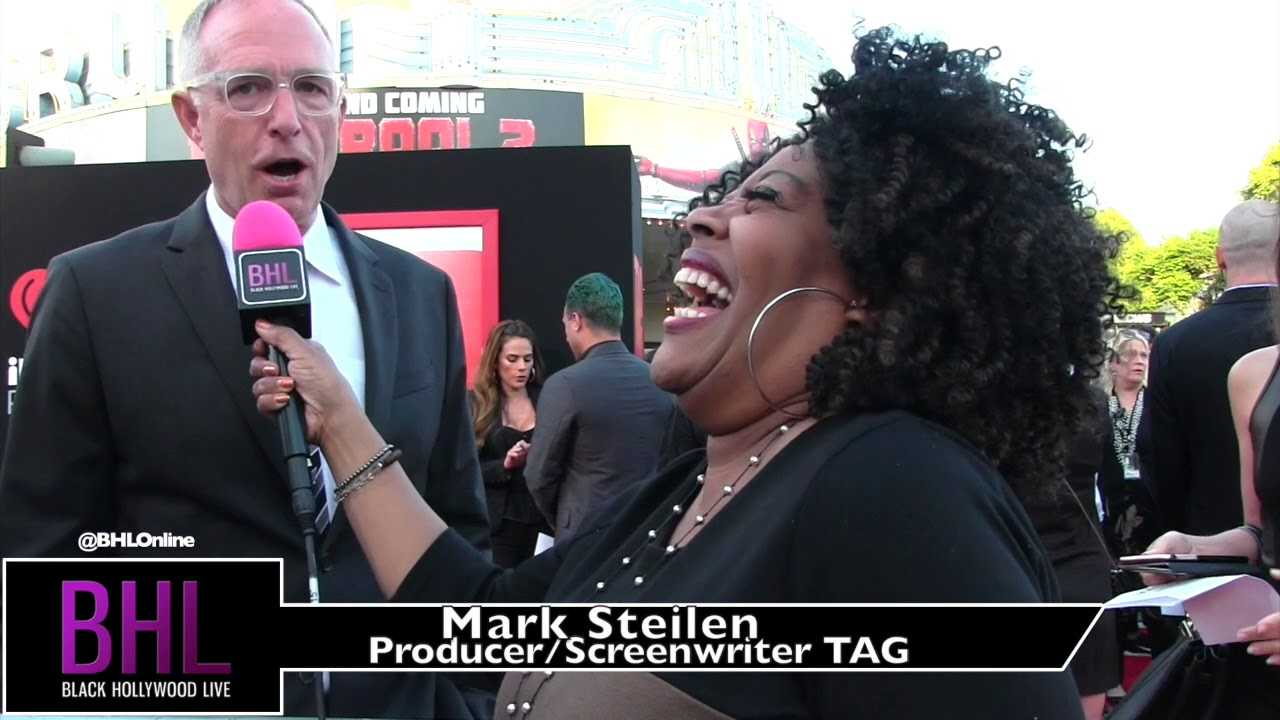 Mark Steilen talks Divorce, Shameless and Mixed Up at TAG Premiere