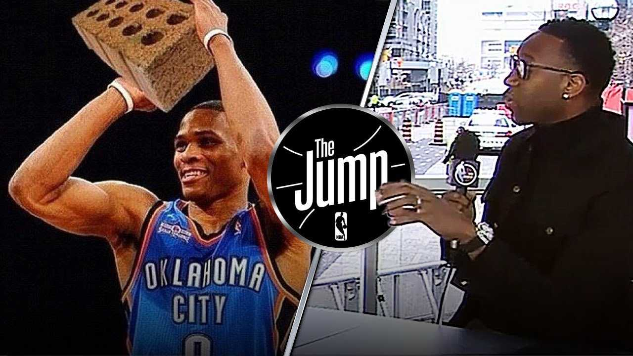 McGrady On Westbrook's Drive To Improve His 3 Point Shooting in Off-Season | The Jump