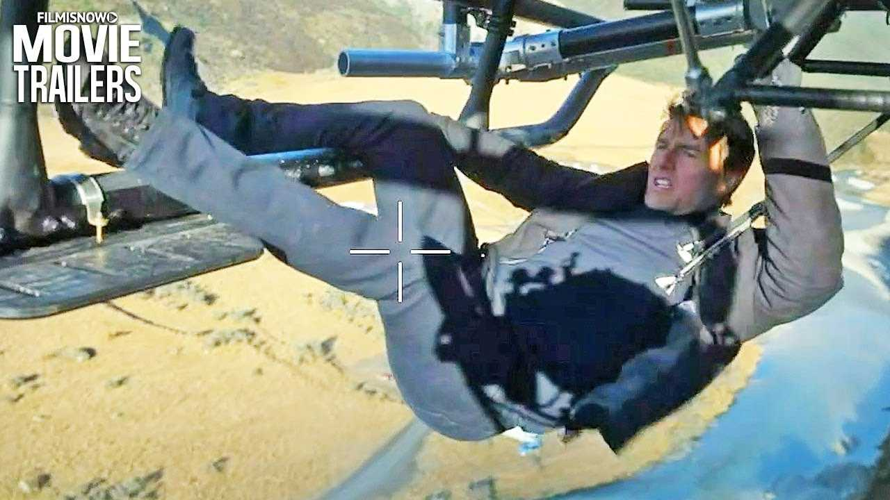 """MISSION: IMPOSSIBLE 6 - FALLOUT """"New Mission"""" Featurette NEW (2018) - Tom Cruise Action Thriller"""