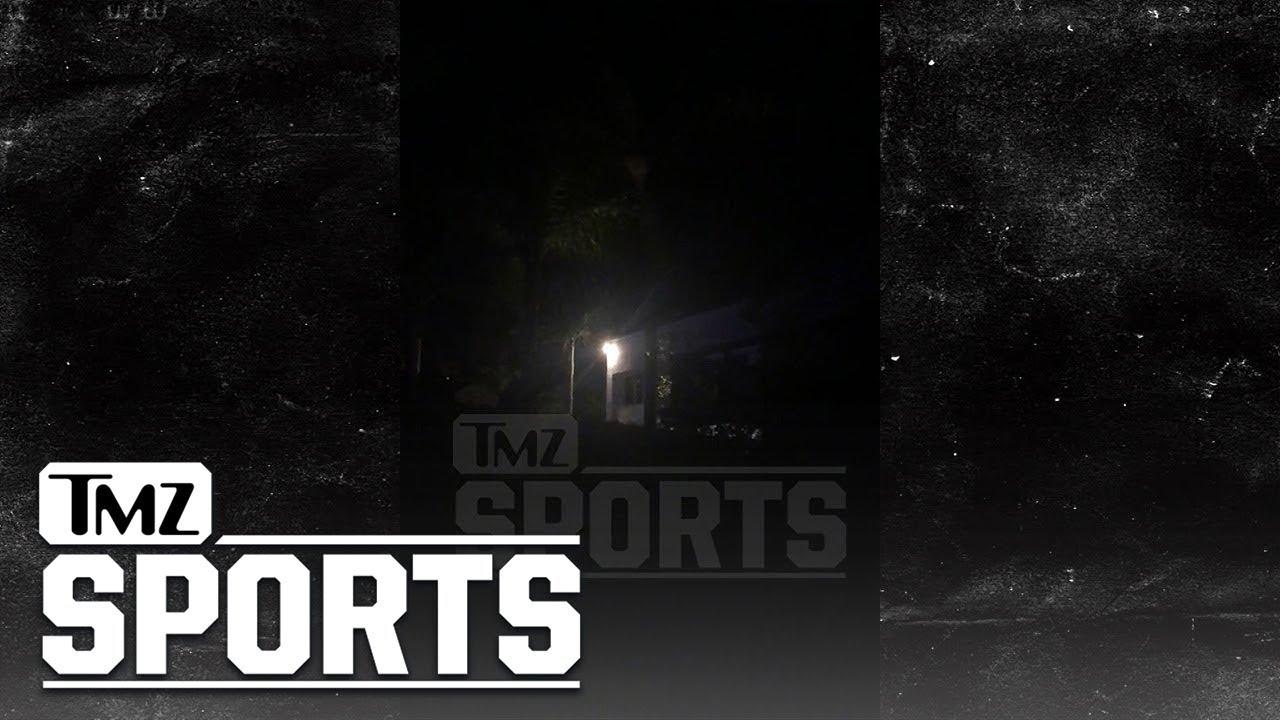 NBA's Brandon Jennings Ignites Neighborhood War, Cops Called 30-40 Times! | TMZ Sports
