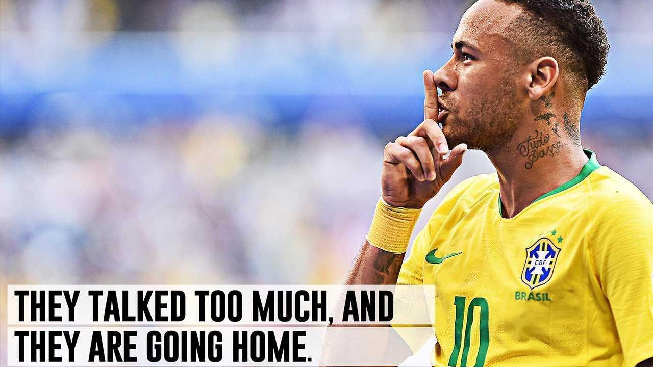 Neymar SHADES Mexico After HEARTBREAK!