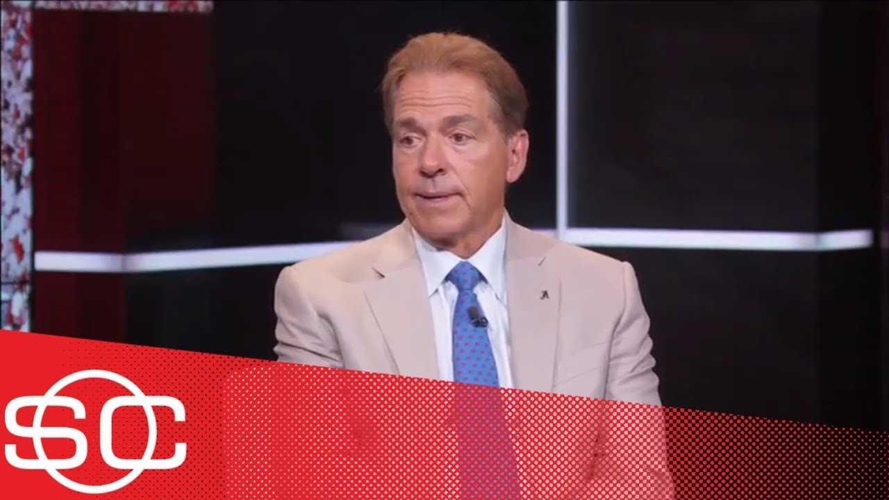 Nick Saban on the 'No. 1 concern' at Alabama that nobody talks about   SportsCenter   ESPN