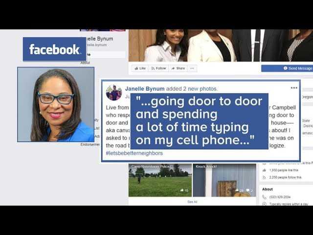 Oregon woman calls 911 on black lawmaker canvassing neighborhood