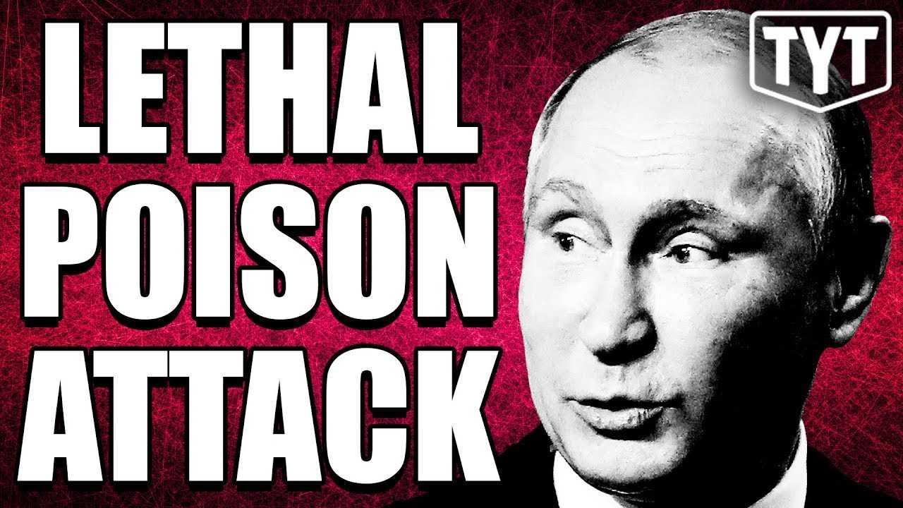 Russian Assassination Attempt Exposed?