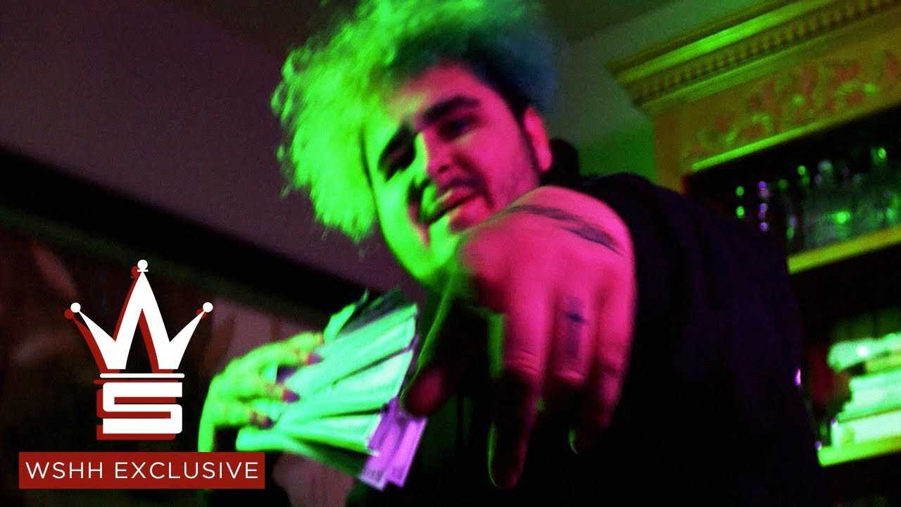 """Sad Frosty """"OCD Freestyle"""" (WSHH Exclusive - Official Music Video)"""
