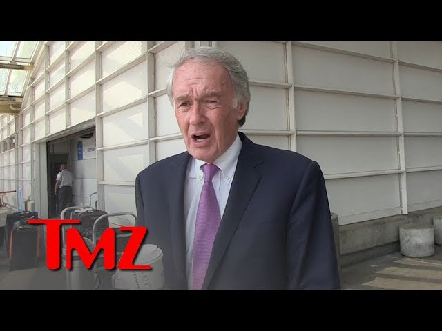 Sen. Ed Markey Says President Trump Chose Himself Over U.S. by Siding with Putin   TMZ