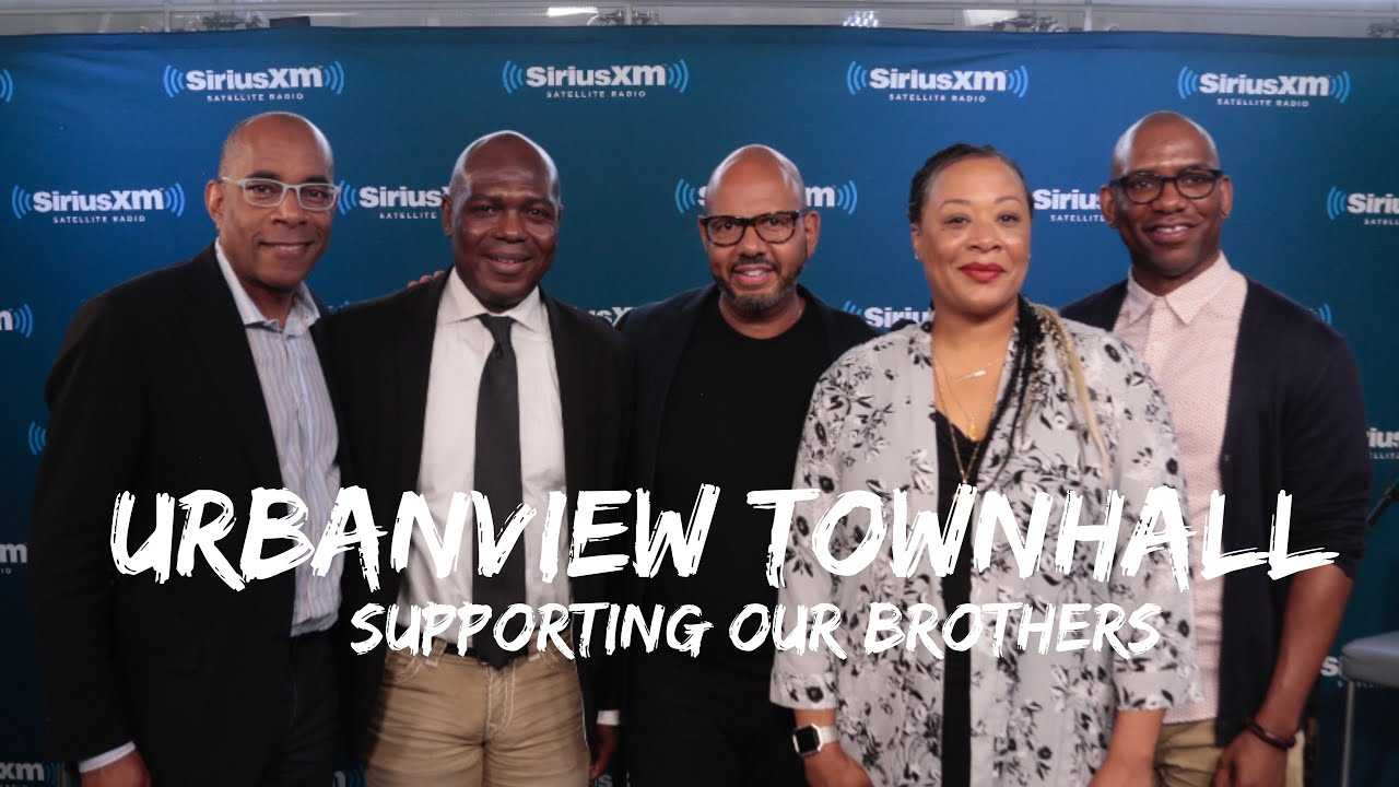 SiriusXM Urbanview Town Hall: Supporting our Brothers Hosted by Kelly Kinkaid