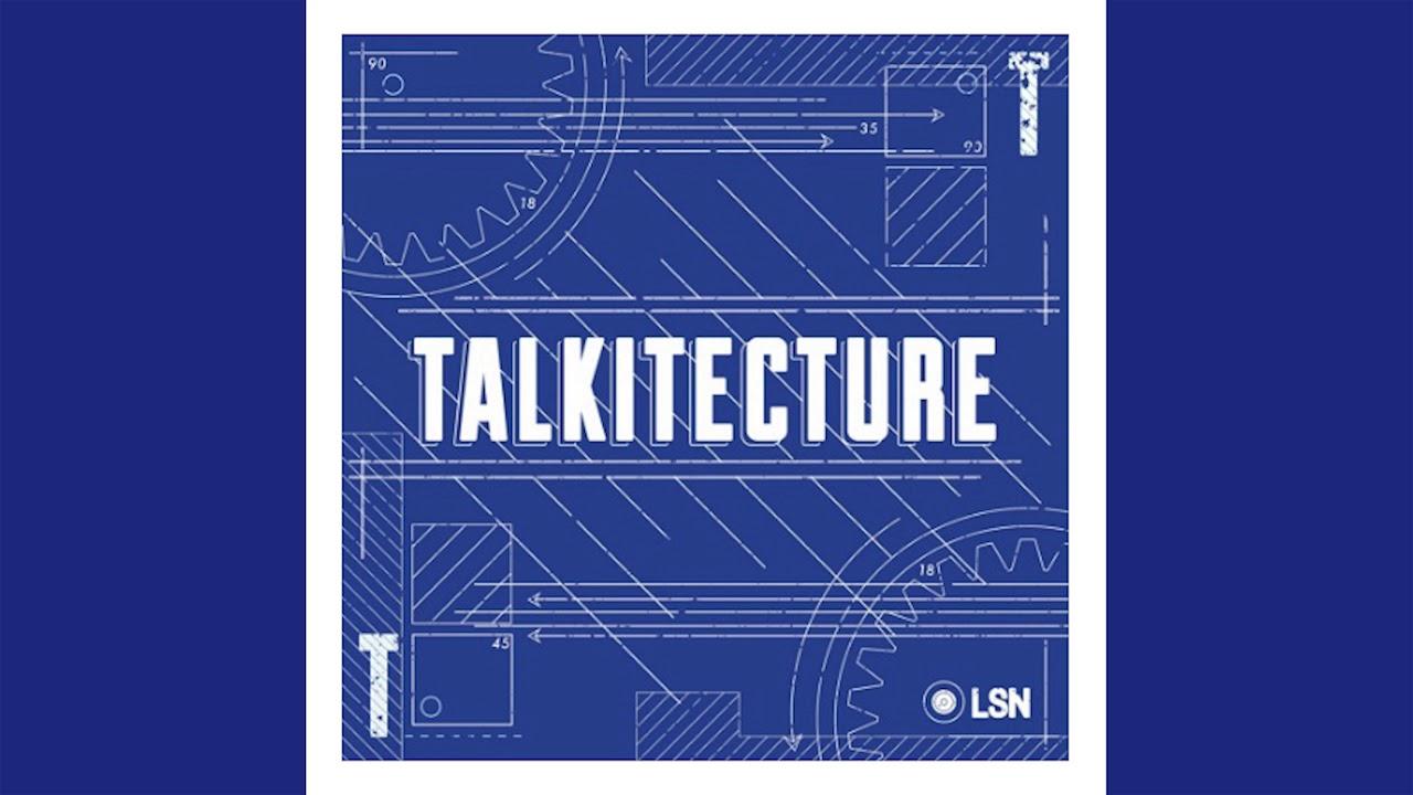 Talkitecture Podcast: The Ernie Paniccioli Episode