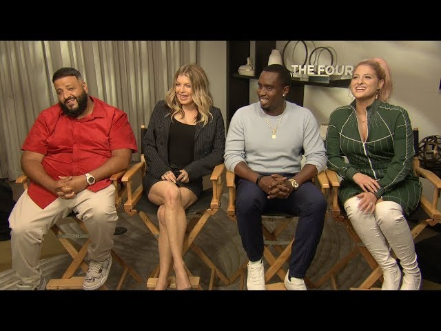 The Four: Who Would Win In A Battle Between Diddy, Meghan Trainor, Fergie & DJ Khaled?
