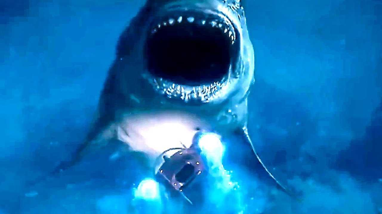THE MEG International Trailer (New 2018) Jason Statham, Shark Movie HD