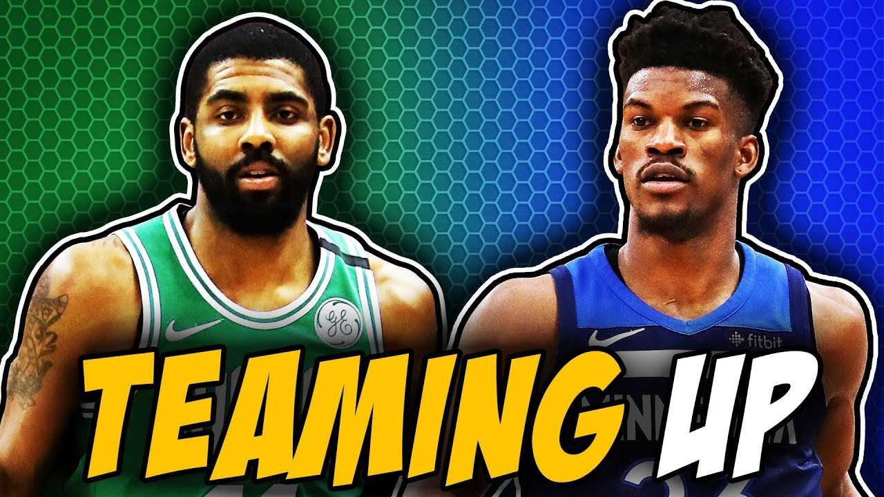 The NBA Has A New Superteam Forming