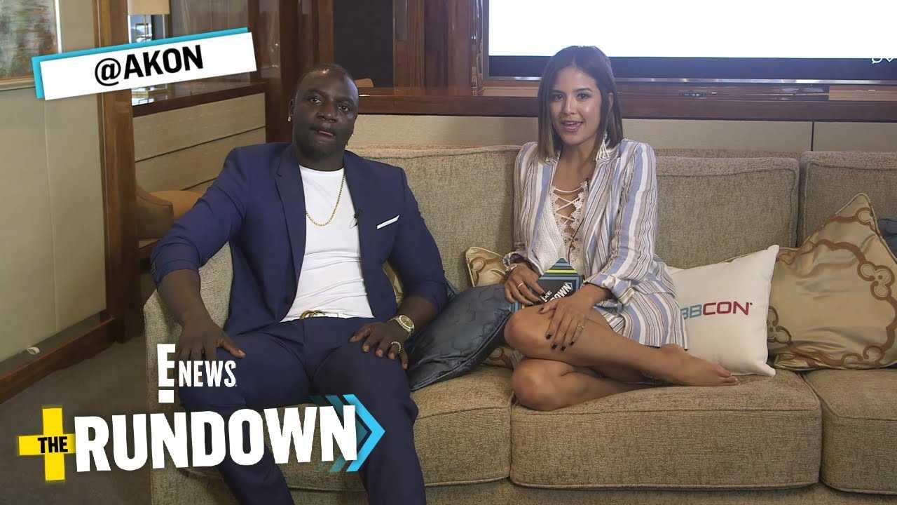 """The Rundown"": Akon for President? | E! News"