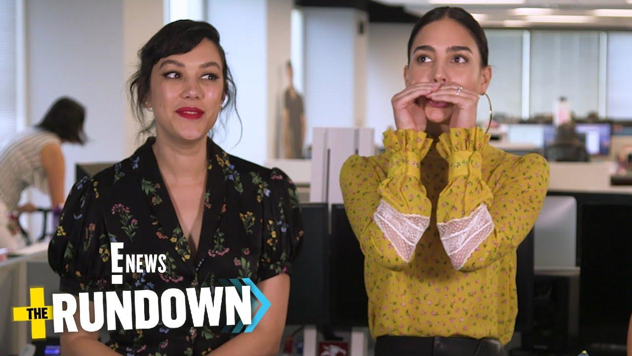 """The Rundown"": ""Vida"" Cast Tells All   E! News"