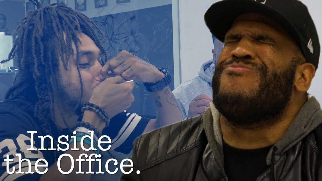 The SquADD Gets Healthy | Inside The Office