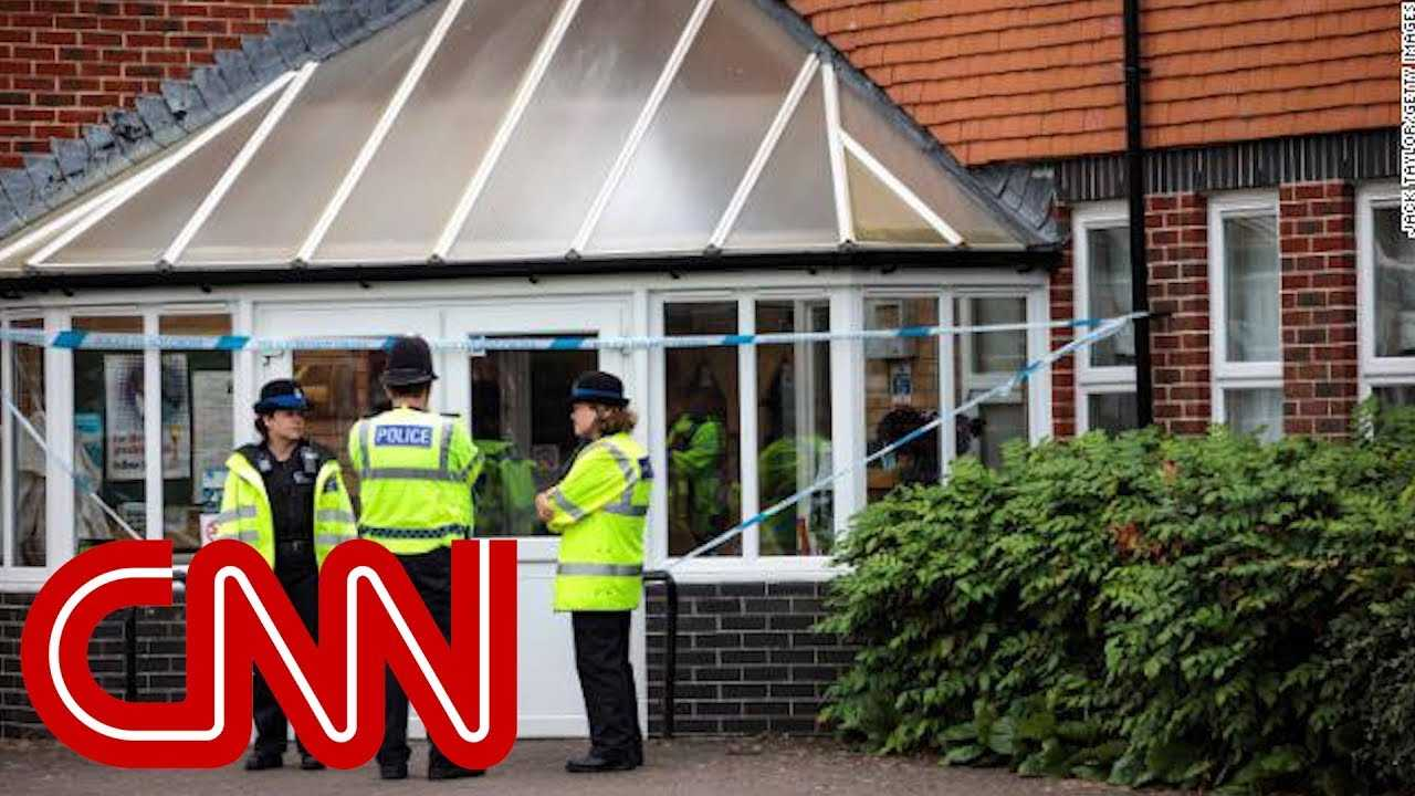 UK police confirm nerve agent used in poisoning