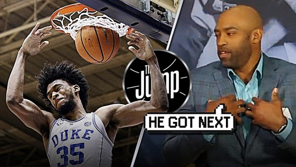 Vince Carter Thinks Marvin Bagley Has Potential To Become An All-Star | The Jump