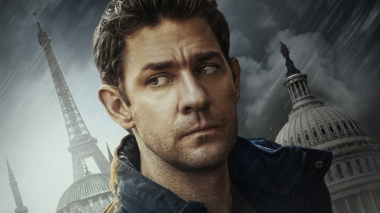 Why John Krasinski is the Perfect Jack Ryan - Comic Con 2018