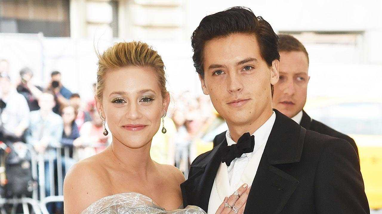 Why Riverdale Star Lili Reinhart Won't Talk About Boyfriend Cole Sprouse