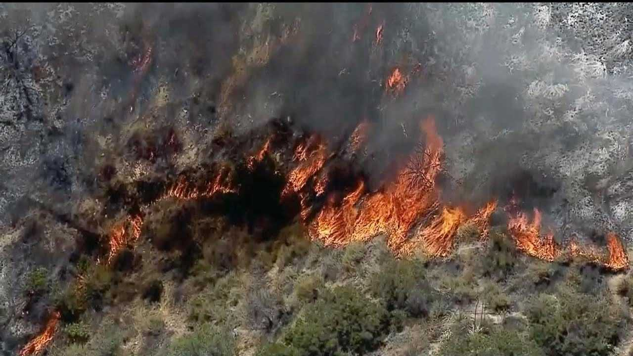 Wildfires continue to blaze across the West