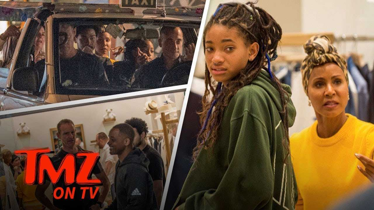 Will Smith's Other Son Makes A Rare Appearance   TMZ TV