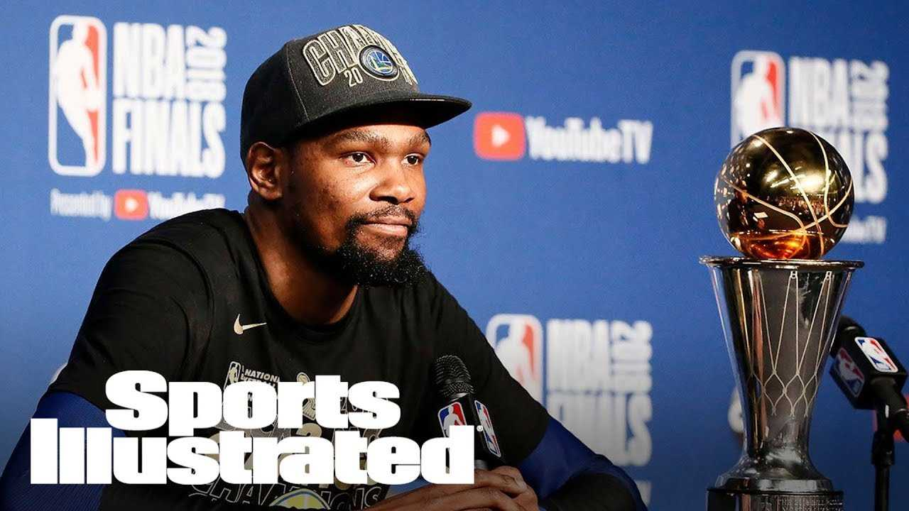 Would Kevin Durant Be Best Served Leaving Warriors?   SI NOW   Sports Illustrated