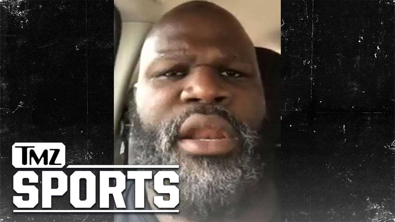 WWE's Mark Henry Says There's '50-50' Split Among Black Wrestlers Over Hulk's Return   TMZ Sports