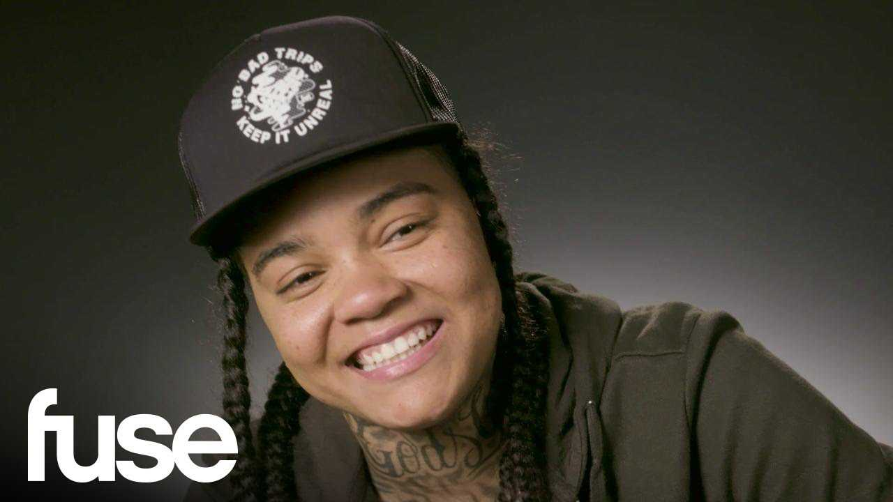 Young M.A Plays 2 Truths and A Lie | The Hollywood Puppet Show