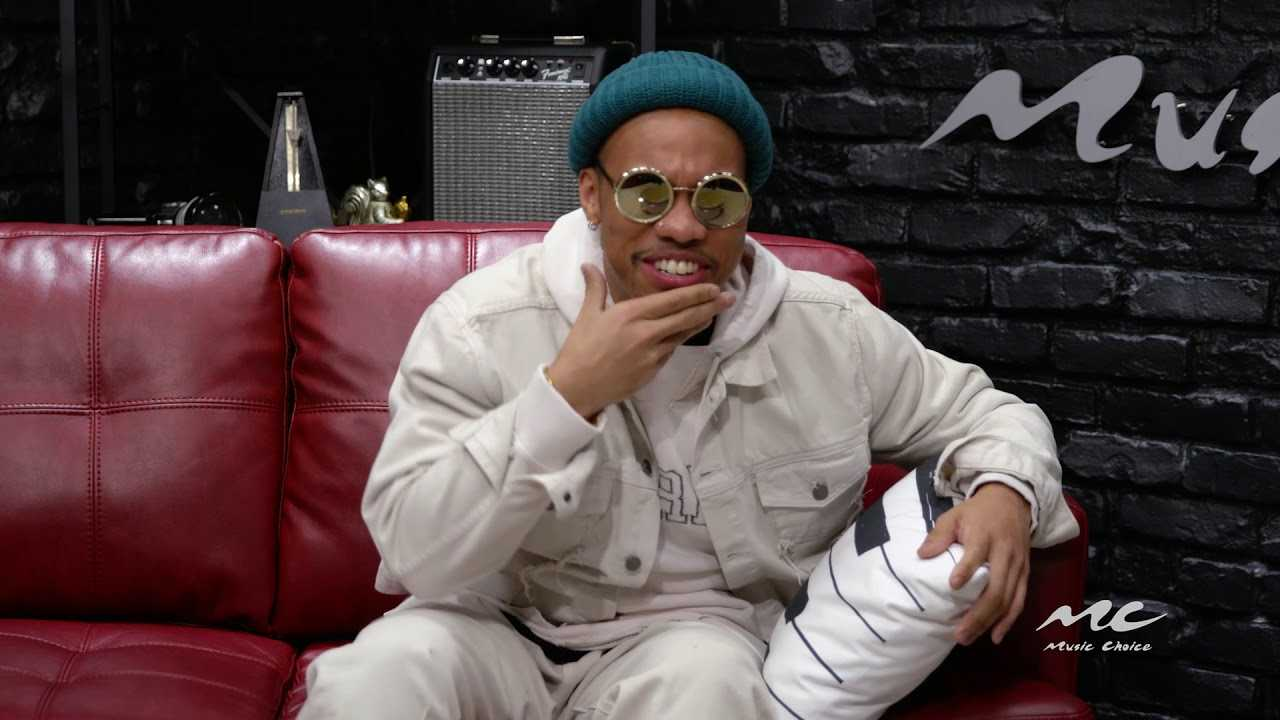 Primed: Anderson .Paak