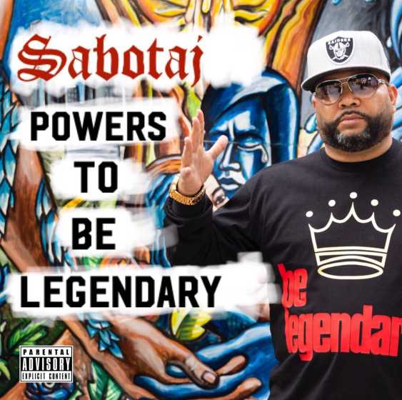 """Sabotaj Talks Growing Up in South Central L.A., """"The Legend That Never Was"""" Album & More [Interview]"""