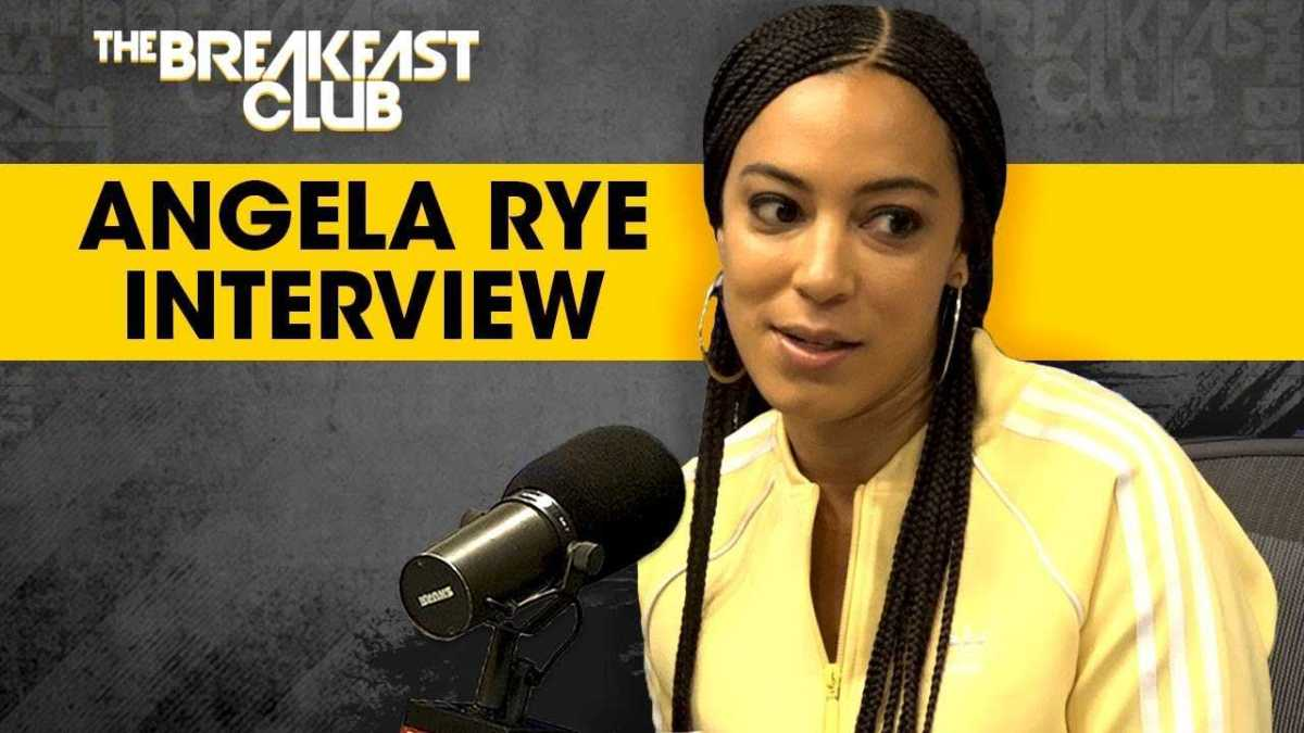 Angela Rye Discusses The Omarosa Tape, Security In The White House + More [Interview]