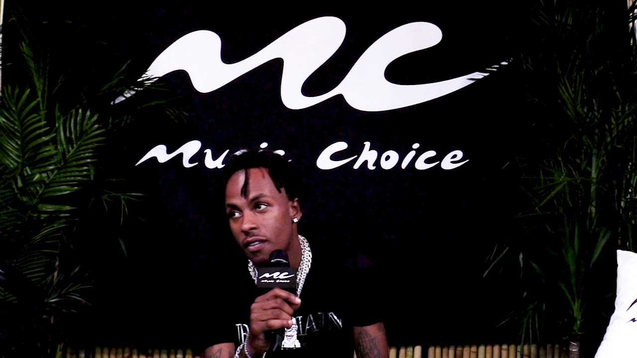 Music Choice at Hot 100 Fest: Rich the Kid
