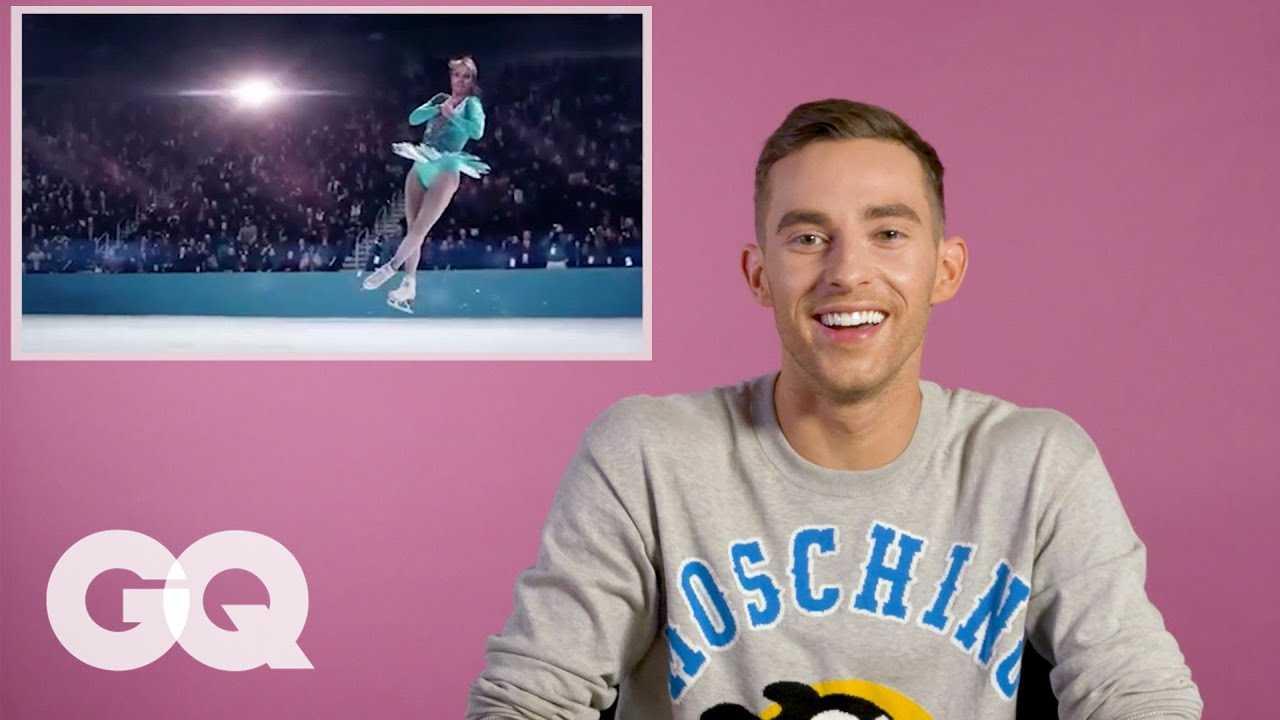 Adam Rippon Breaks Down Figure Skating Movies | GQ