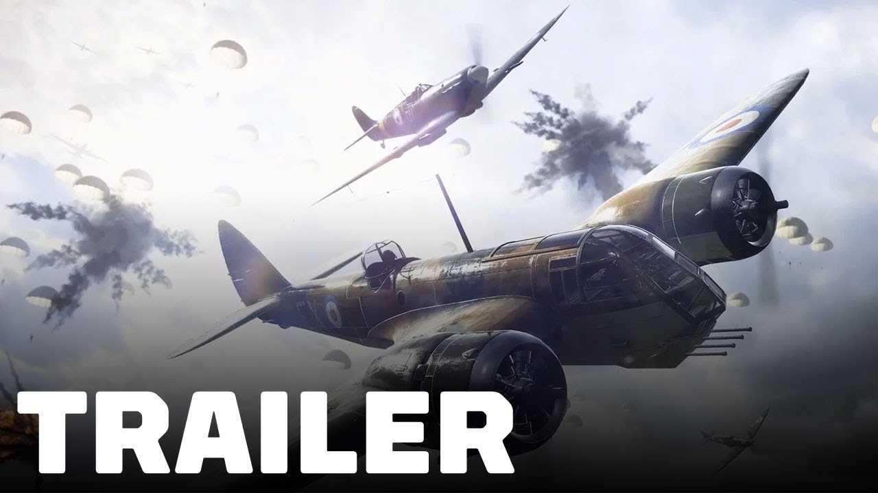 Battlefield 5 - Official 'The Company' Trailer - Gamescom 2018