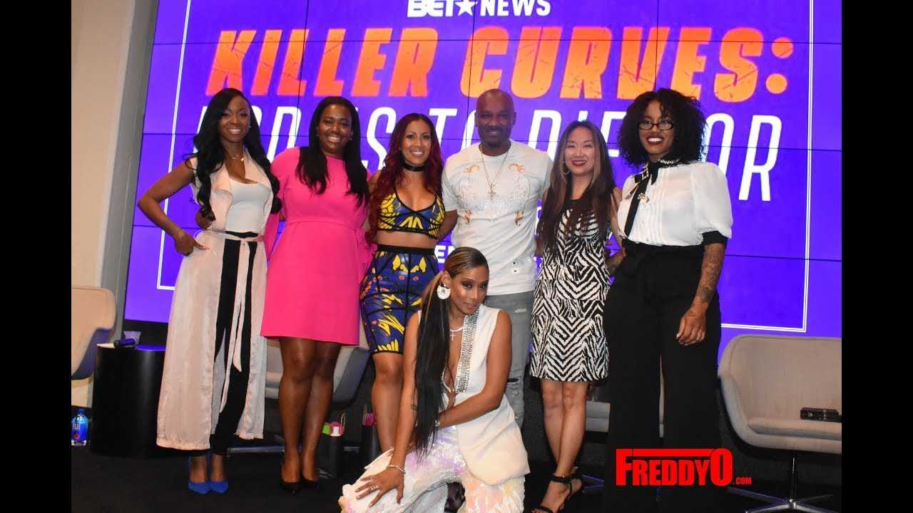 BET Killer Curves Movie -The truth About Black Market Plastic Surgery Event