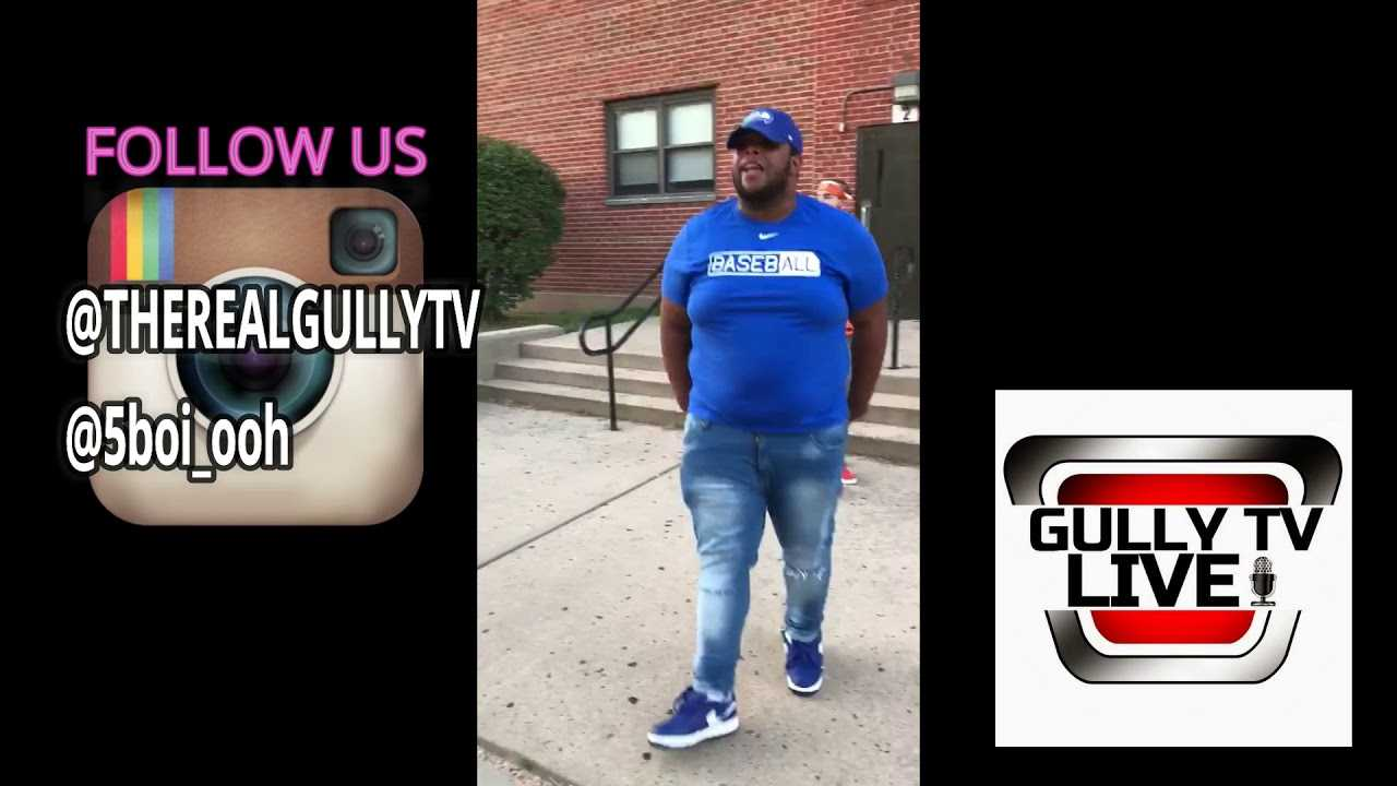 BIG OOH FREESTYLE NEW JERSEY (GULLY TV EXCLUSIVE)