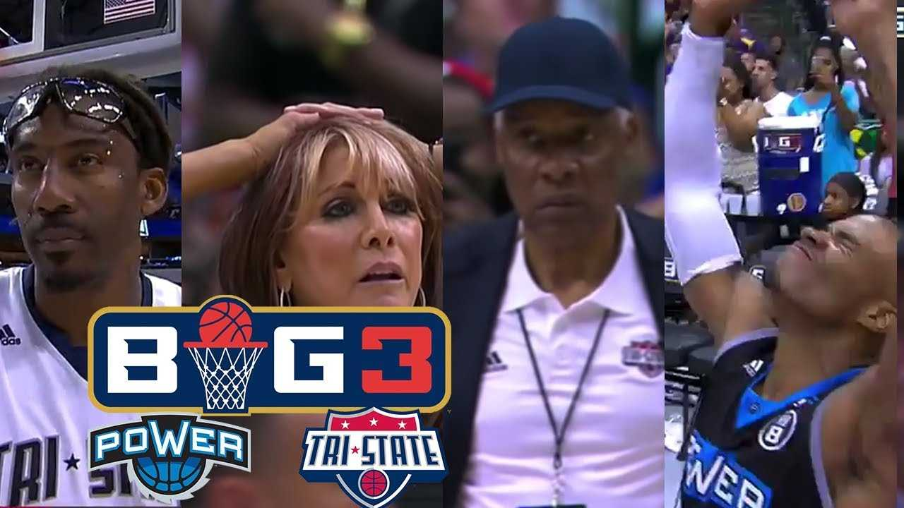 BIG3 Playoffs: The Epic Finale of Power vs. Tri-State
