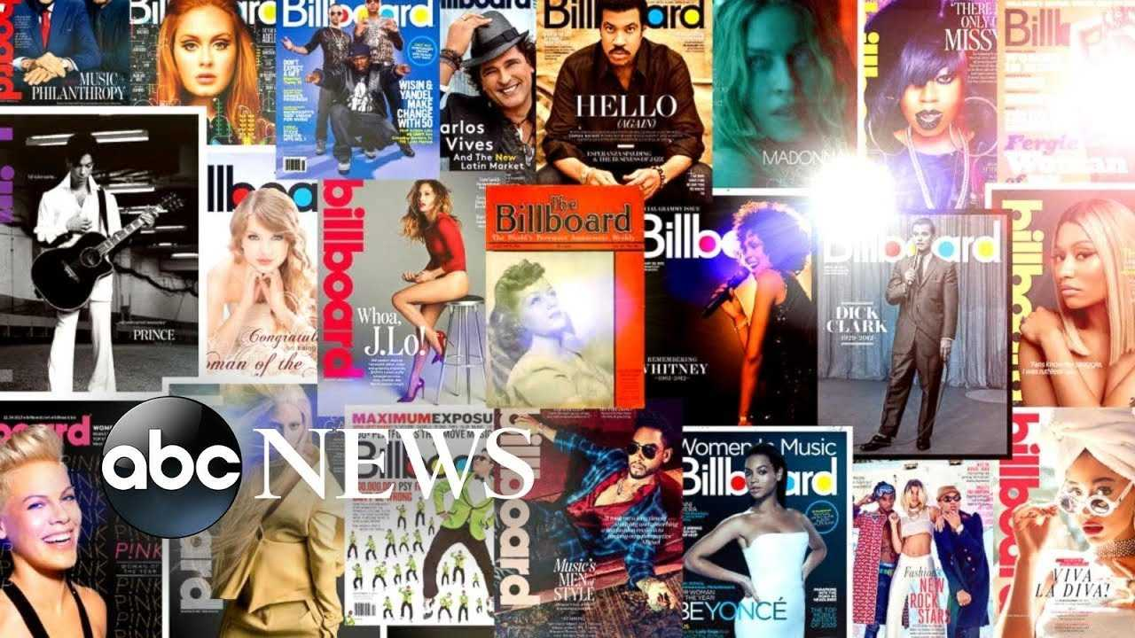 Billboard 100 celebrates 60th anniversary