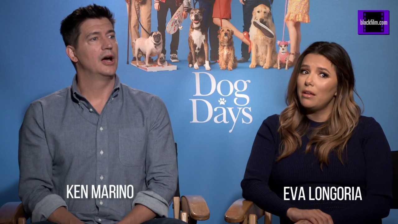 Blackfilm.com interviews director Ken Marino and Eva Longoria on Dog Days