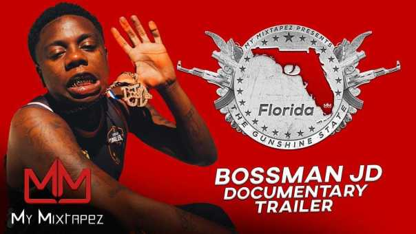 Bossman JD – I never had a job, I came up from nothing like a underdog [Trailer]