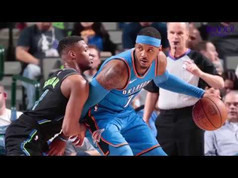 Carmelo Anthony Officially Signs with the Houston Rockets