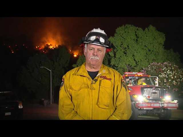 """Carr Fire """"probably"""" less than 6 percent contained, Cal Fire spokesman says"""