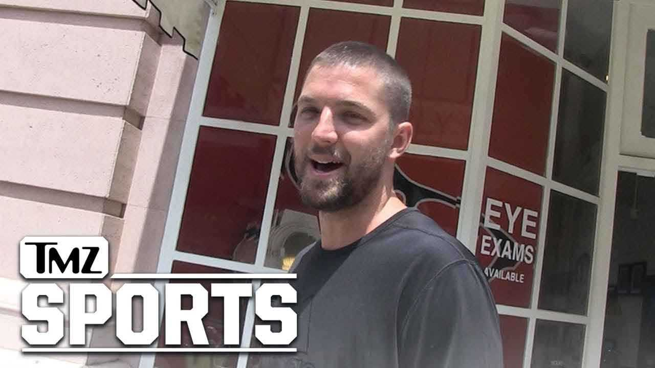 Chandler Parsons Respects Porn Stars, But I'd Never Date One!!   TMZ Sports