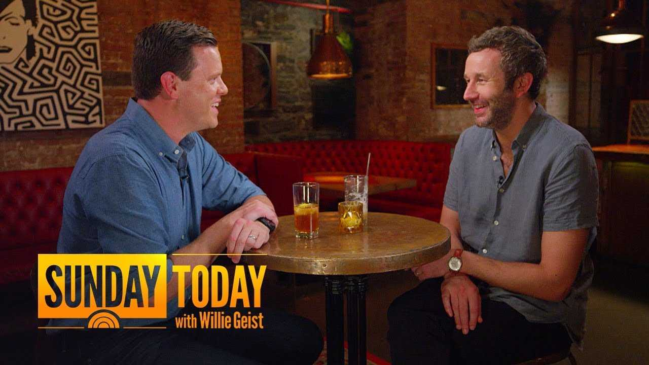 Chris O'Dowd Made Up Fake Endangered Animals To Raise Money For Charity | Sunday TODAY