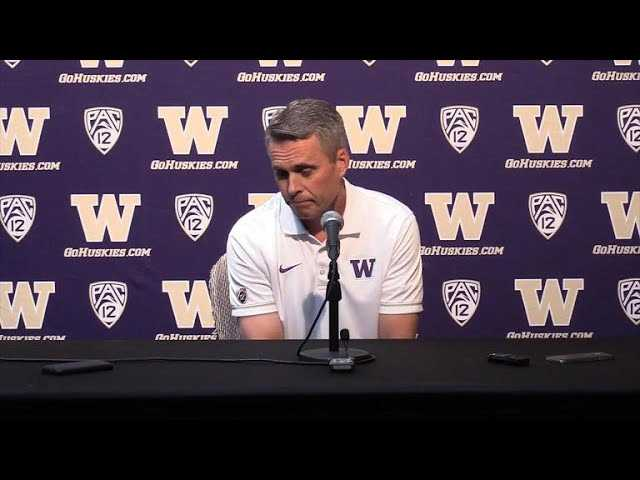 Chris Petersen addresses kicker situation