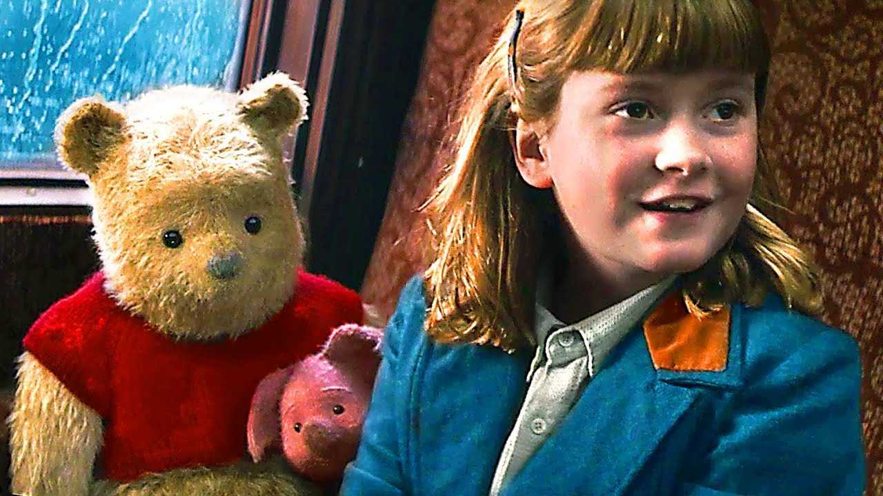 CHRISTOPHER ROBIN - ALL Movie Clips + Trailers (2018) Winnie the Pooh