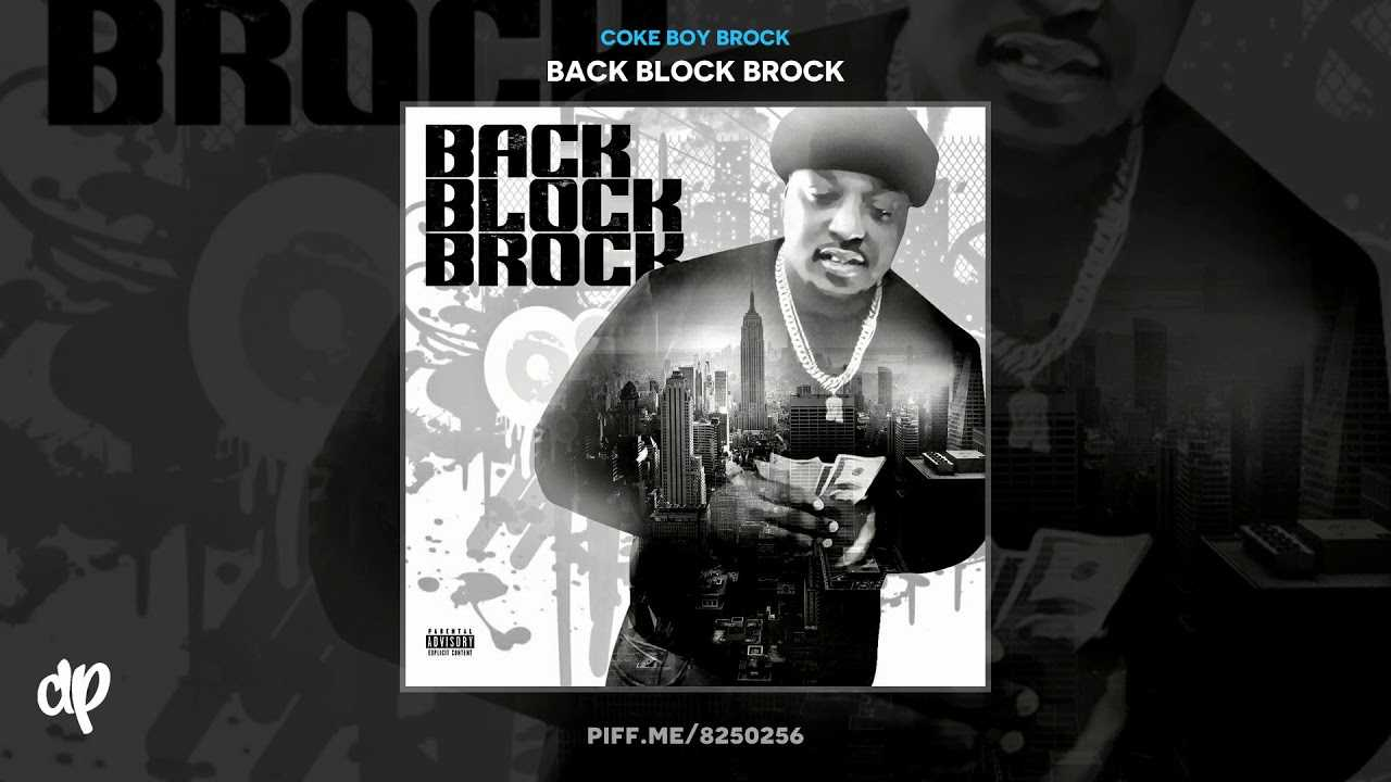 Coke Boy Brock - Im The Shit [Back Block Brock]