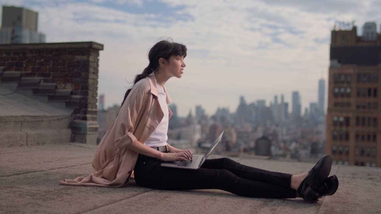 DKNY Stories #NYMadeMe