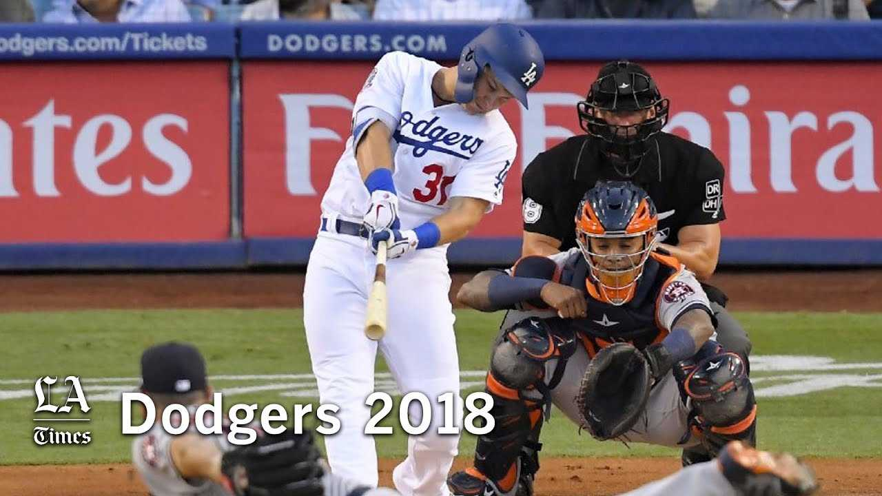 Dodgers 2018: Can the Dodgers hit themselves to the World Series?